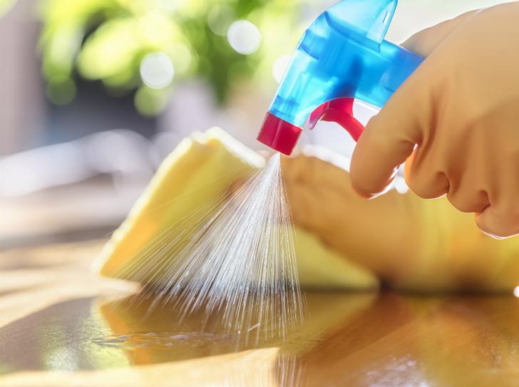 Фото №2 - Чистый дом за 15 минут: как наводить порядок по системе FlyLady