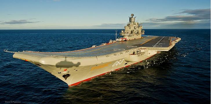 Фото №1 - Плавучие крепости: самые большие военные корабли прошлого и настоящего