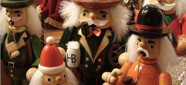 Фото №1 - Топ-20: рождественские рынки Европы