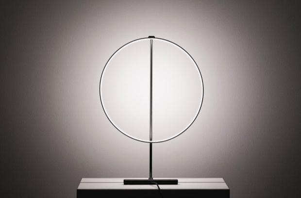 Фото №1 - Круг света: интерактивный светильник Poise
