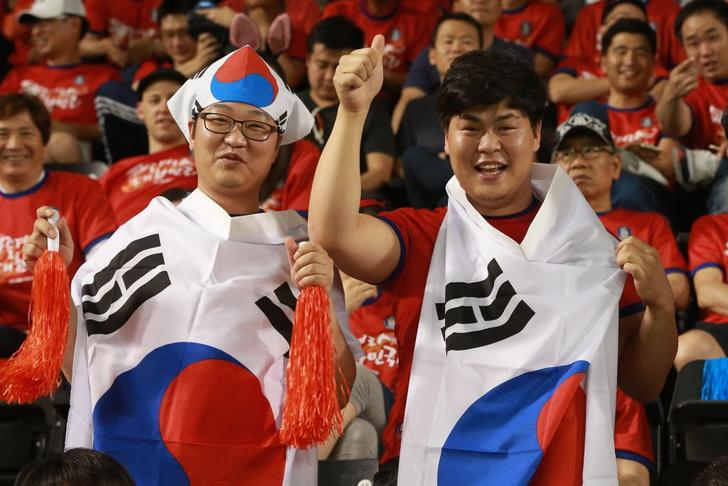 Фото №5 - Футбол по-азиатски: как играют и болеют в Южной Корее