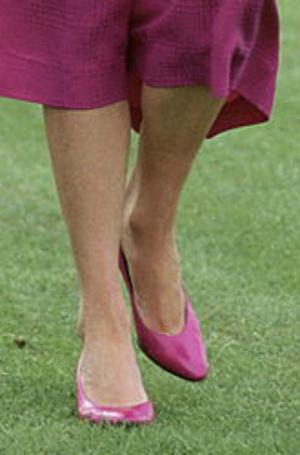 Фото №8 - Нелюбимая обувь принцессы Дианы