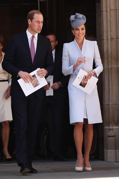 Фото №21 - Кейт Миддлтон в Австралии: наряды герцогини