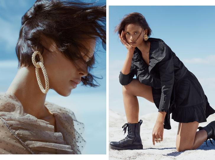 Фото №1 - 15 вещей Sandra Mansour x H&M для стильного завершения лета