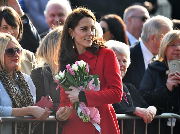 Фото №3 - Герцог и герцогиня Кембриджские (неожиданно) прилетели в Северную Ирландию