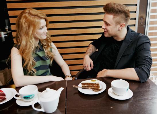 Фото №1 - Проект «Модное свидание»: Егор Крид на встрече с elle girl