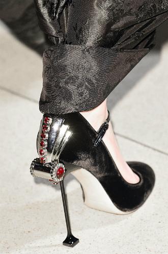 Фото №98 - Самая модная обувь сезона осень-зима 16/17, часть 1