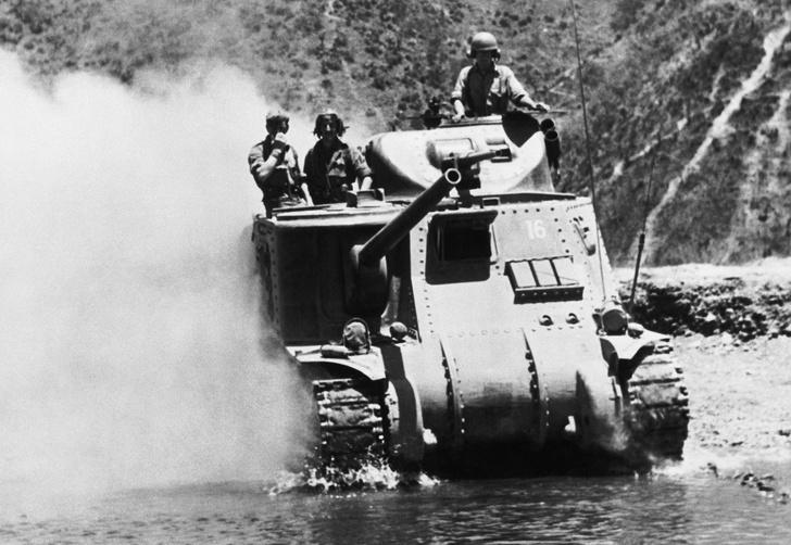 Фото №2 - Стальная жуть: самые уродливые танки Второй мировой