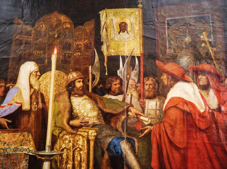 Фото №4 - 11 мифов об Александре Невском: кто к нам с мечом придет...