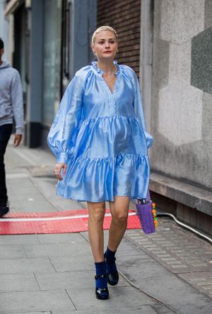 Фото №52 - Самые модные платья для лета 2020 для любого случая