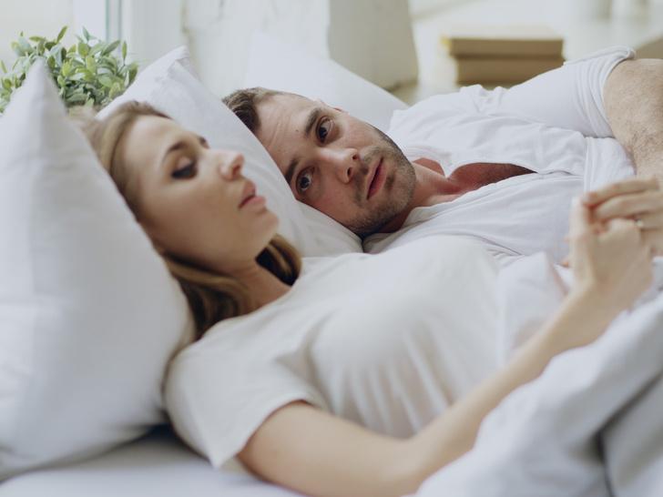 Фото №4 - Это табу: 4 вопроса, которые не стоит обсуждать с партнером