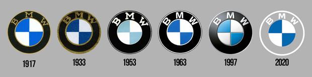 Фото №2 - BMW сменила эмблему