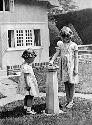 Фото №24 - Принцесса Лилибет: редкие детские фотографии Елизаветы II