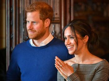 Как Гарри и Меган провели свой первый американский День благодарения
