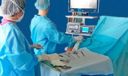 Фото №1 - Больница Святого Георгия оснастила отделения новым оборудованием для щадящих операций