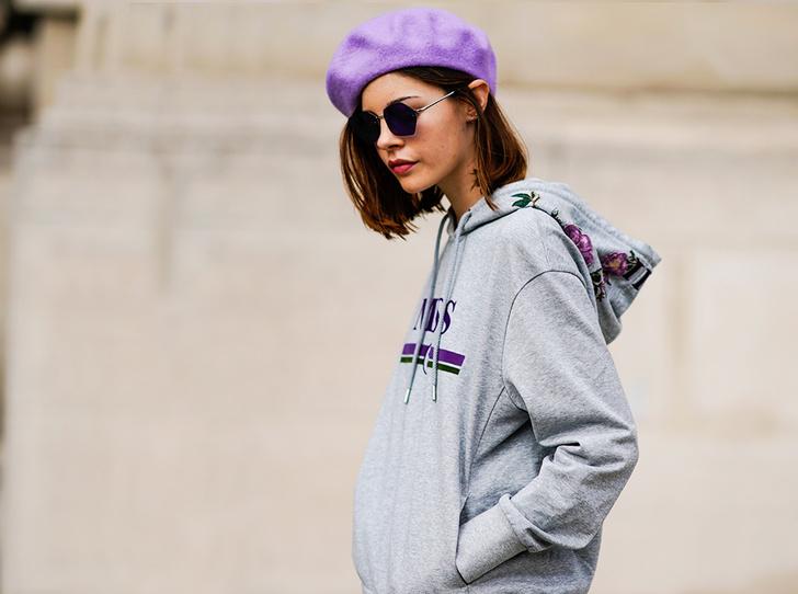 Фото №7 - Берем берет: как носить самый модный головной убор этого сезона
