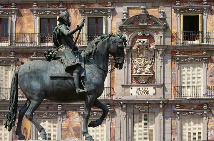 Фото №5 - Сердце Испании: Мадрид в 10 открытках и фактах