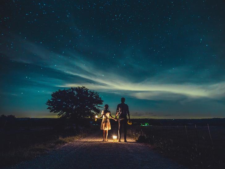 Фото №2 - Космограмма совместимости: как узнать, что ваш брак заключен на небесах
