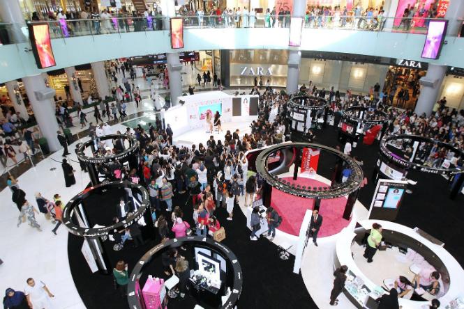 Фото №1 - Fashiontainment: 5 причин посетить торговый фестиваль в Дубае