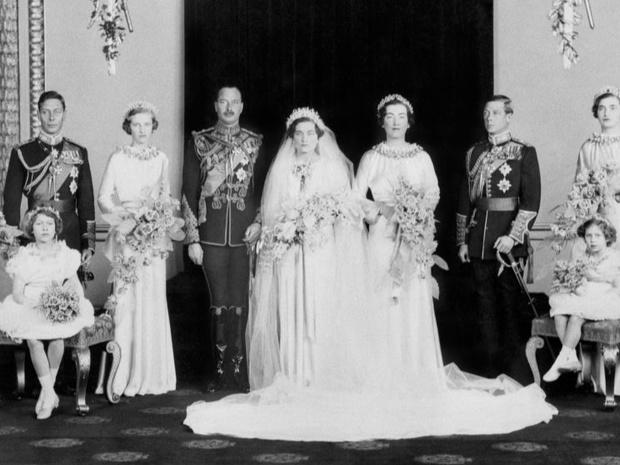 Фото №4 - Против традиций: единственная королевская невеста, отказавшаяся от белого платья