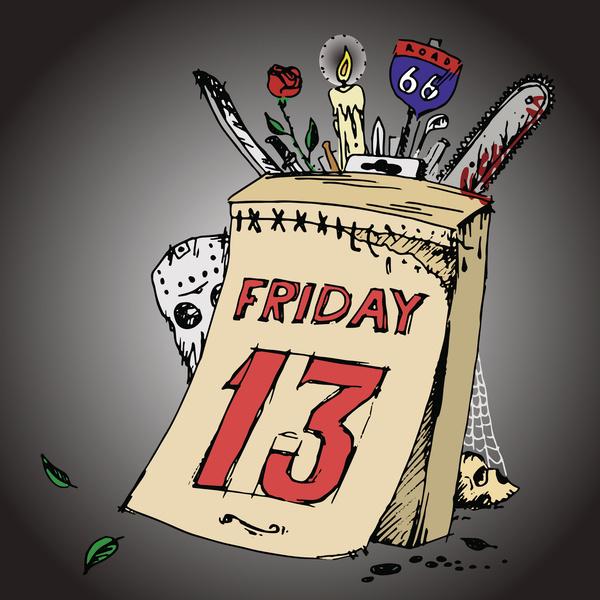 Фото №1 - Почему все боятся пятницу 13-е: история самого неудачного дня в году