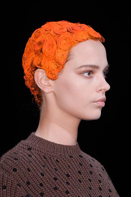 Показ Givenchy, осень-зима 2013/14