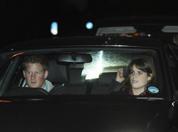 Фото №4 - Сестра и лучшая подруга: принц Гарри и его особые отношения с принцессой Евгенией