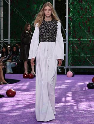 Фото №23 - Неделя Высокой моды в Париже: Dior Couture AW2015/16