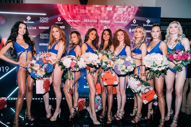 Фото №2 - Кто получил титул Miss MAXIM 2019?