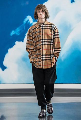 Фото №8 - Как лед и пламень: почему Рикардо Тиши – лучший креативный директор для Burberry