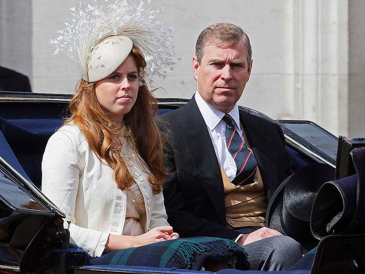 Фото №1 - Дочь как прикрытие: как принц Эндрю подставил принцессу Беатрис