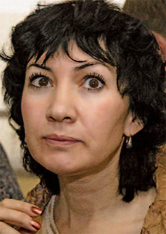 Галина Солдатова