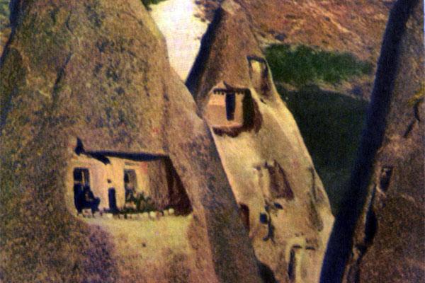 Фото №1 - Город каменных пещер