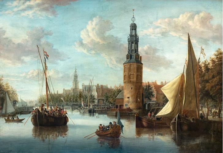 Фото №1 - Набожность, прилежание, смелость: история Голландской Ост-Индской компании