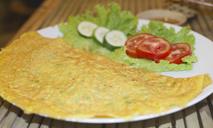 Русская кухня: сырные блины