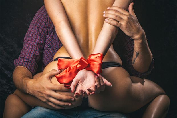 Фото №1 - Как поделиться с девушкой своей сексуальной фантазией?