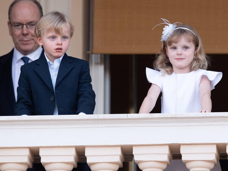 Фото №6 - Принц Жак и принцесса Габриэлла: шестой год в фотографиях