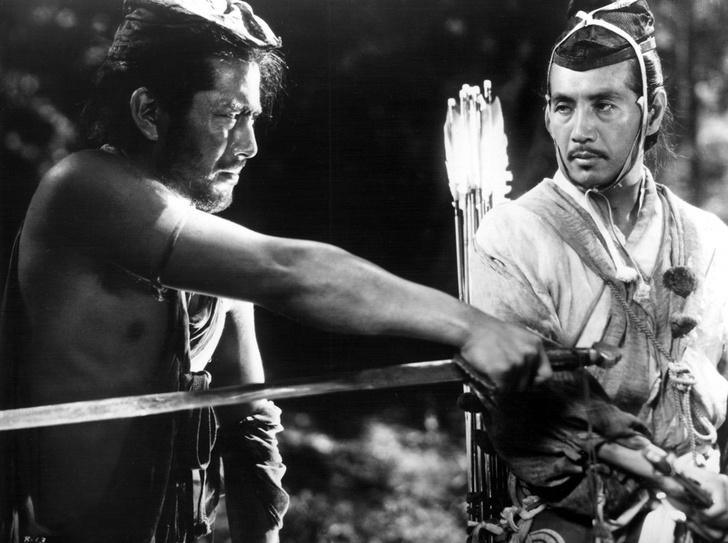 Фото №1 - Черно-белая Япония: 5 фильмов для знакомства с культурой Страны восходящего солнца
