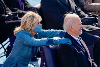 Фото №20 - Иванка плакала, Трамп обещал вернуться: как Джо Байдена посвящали в президенты