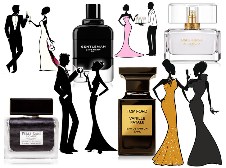 Фото №1 - Дресс-код Black Tie: 4 новых аромата для джентльменов и леди