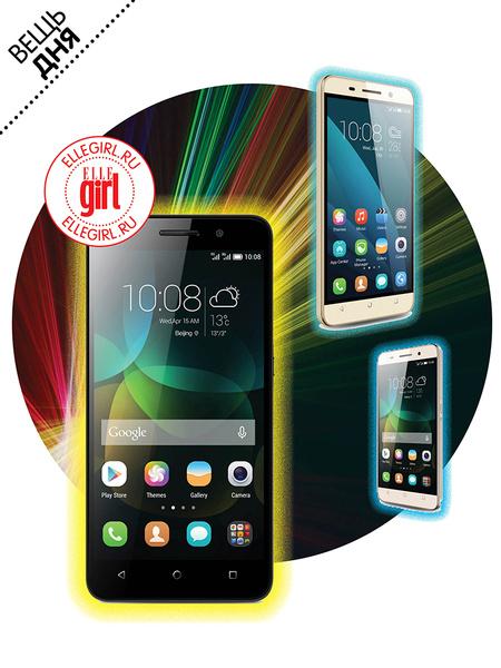 Смартфон Huawei Honor 4С