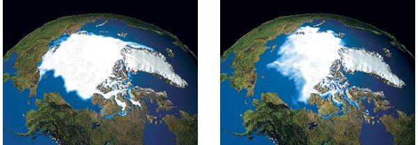 Фото №2 - Глобальное потепление, или Высокий градус политики