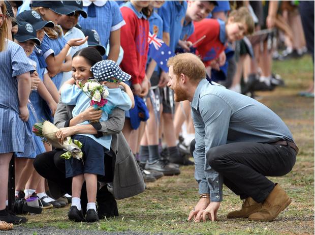 Фото №2 - Как Гарри и Меган собираются воспитывать своих детей