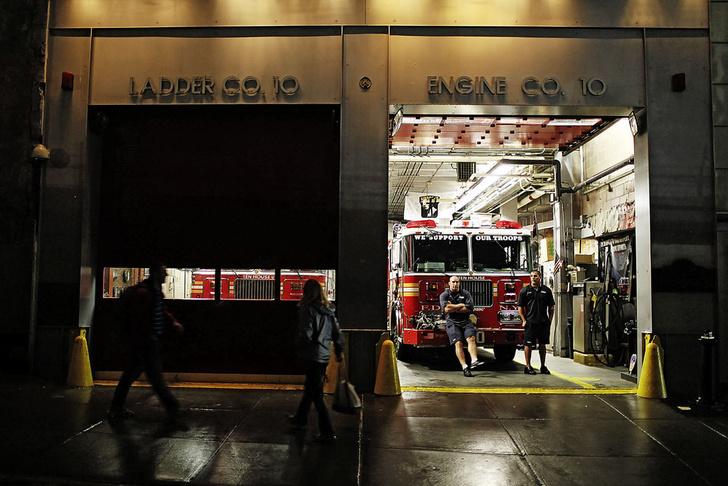 Фото №1 - Подвиг по расписанию: как работают спасатели службы 911