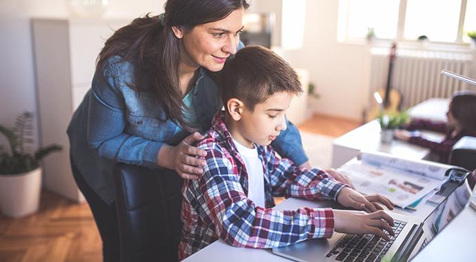 Помощник для родителей: интерактивныая рабочая тетрадь Skysmart