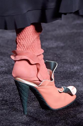 Фото №38 - Самая модная обувь сезона осень-зима 16/17, часть 2