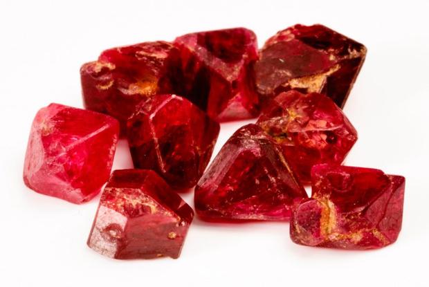 Рубин - камень Индии