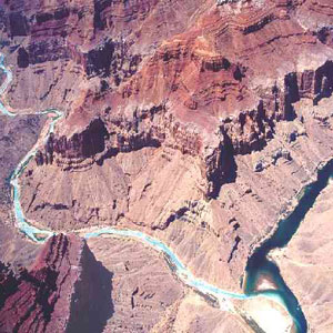 Фото №1 - Большой потоп в Большом каньоне