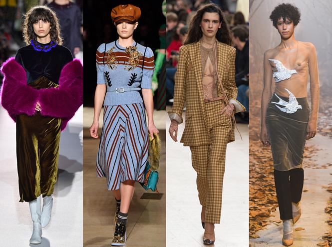Фото №1 - 15 трендов осени и зимы 2017/18 с Недели моды в Париже