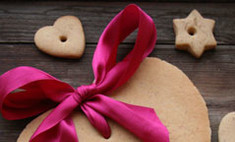 Мастер-класс: готовим печенье-валентинки
